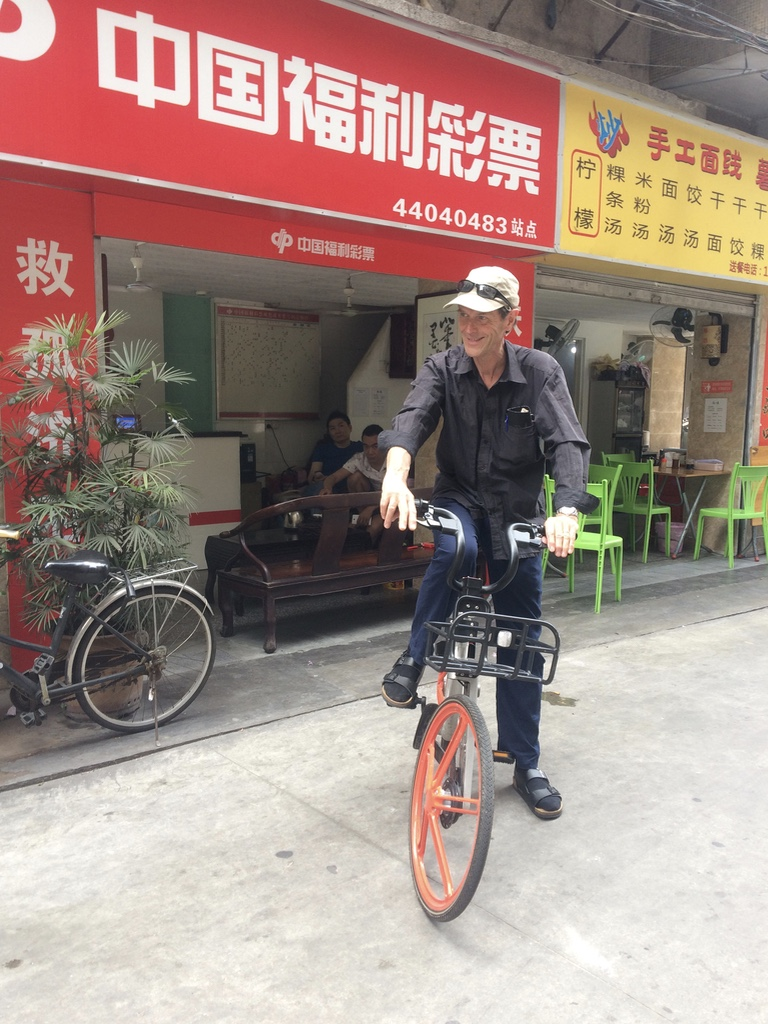 Hoezo naar Zuid-China?